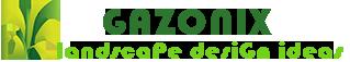 GAZONIX Логотип